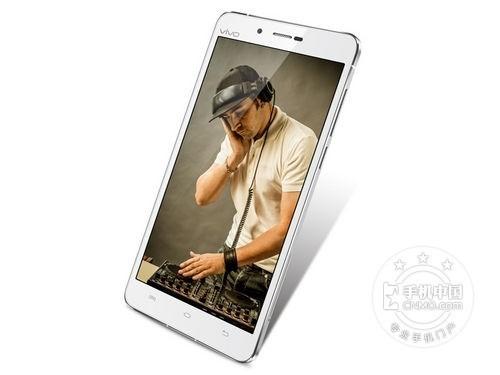 手机 vivo/原标题:比国内贵vivo全球最薄手机在印度上市