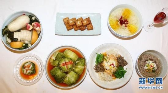 舌尖上的大长今料理 朝鲜王朝宫中饮食被指
