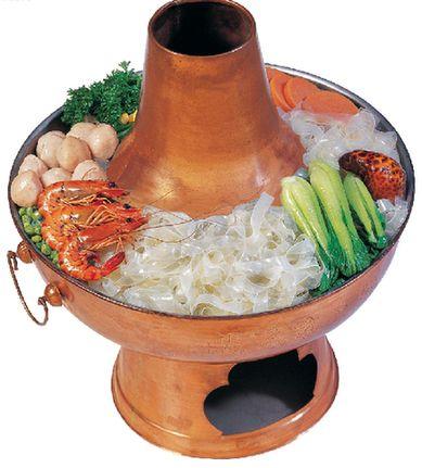 秋冬养生:吃火锅少点5类菜