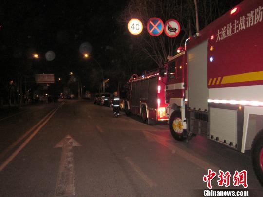 西宁一天然气埋地管道发生泄漏启动Ⅰ级响应