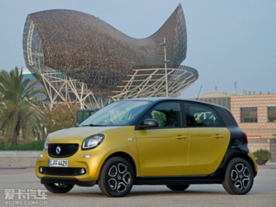 smart2015款smart forfour