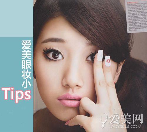 单眼皮怎样画眼妆 揭秘韩国眼线画法【2】
