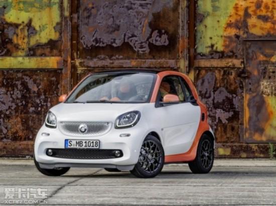 smart2015款smart fortwo