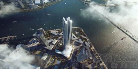 珠海横琴国际金融中心方案公布