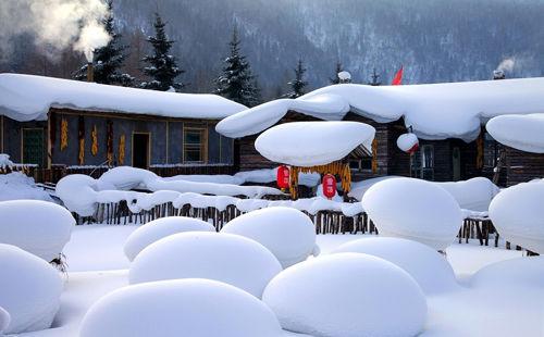 国内适合冬游的目的地 阳光雪景各取所需