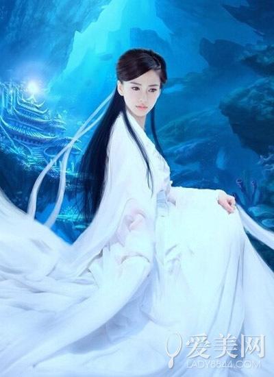 杨颖本是小龙女陈妍希领衔当过备胎的女星-