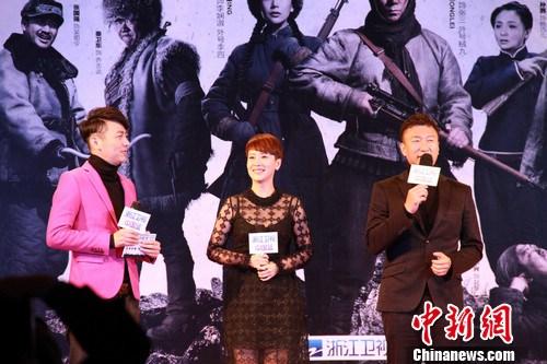 海清赞搭档孙红雷:他是中国最帅男演员(图)