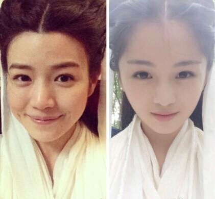 模仿小龙女大赛火了!网友爆笑PK陈妍希