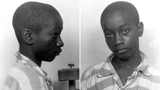 黑人少年死刑70年后昭雪