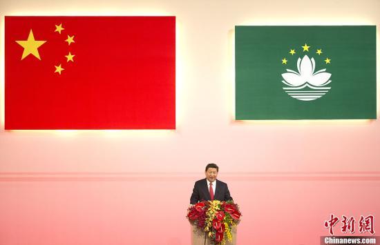 """习近平:""""一国两制""""构想具有强大生命力"""