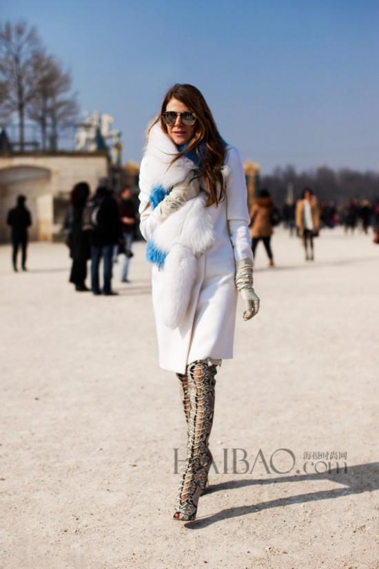 冬季保暖又贴心的时髦小物――手套