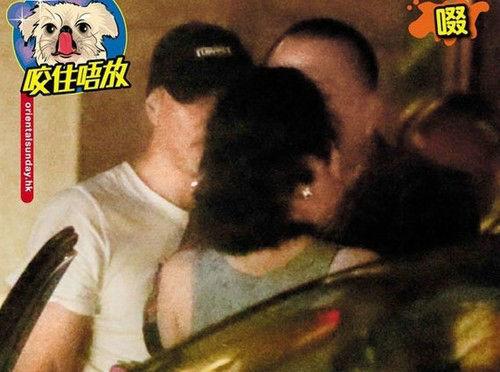 揭老少恋明星爱情故事 王祖贤为嫁小男友整容