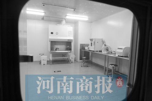 河南新获批一个三级实验室 可检测埃博拉非典等