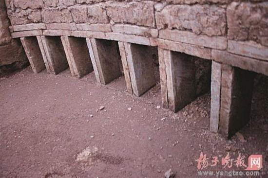宁一工地现千年馒头窑 地处房产工地内急需保护