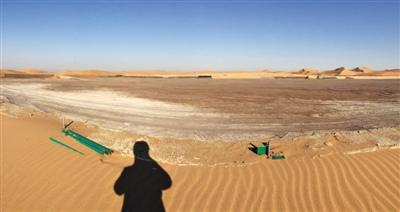 腾格里沙漠污染事件24名责任人受党纪政纪处分