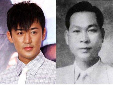 刘亦菲吴尊冯绍峰林峰 娱乐圈富三代惊人背景