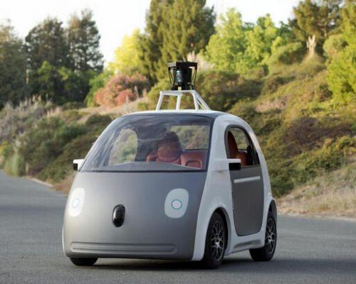 谷歌汽車2