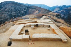 清涧辛庄遗址主人3000多年前古人