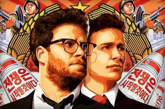"""朝鲜网络崩溃一团""""焦"""" 疑因索尼《刺杀金正恩》遭美报复"""