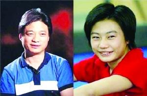 """崔永元与奥运冠军""""撞脸""""网友:失散多年的妹妹"""