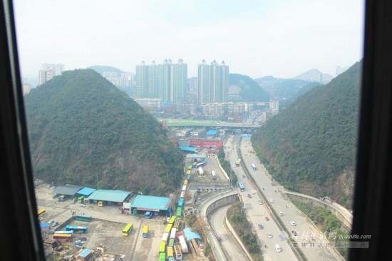 6年时间里桂林为贵广高铁的建成通车作出巨大贡献