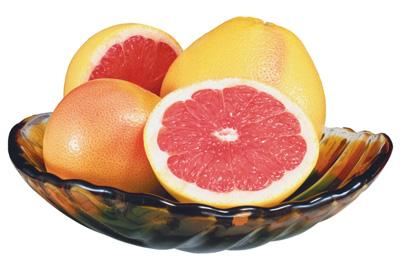 健康养生:不可不知的冬季吃柚子有4大好处