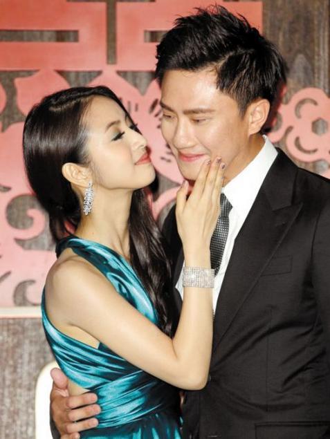 林依晨今日台北低调大婚 返老公家拜见公婆 图