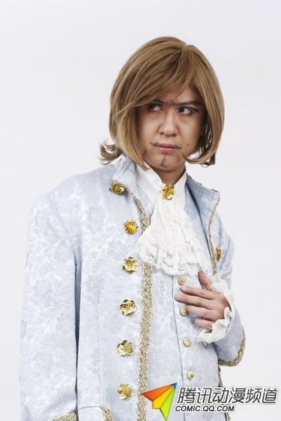 组长又犯病啦!杉田智和出演《凡尔赛玫瑰》