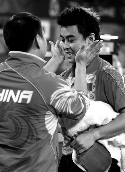 王皓退役将执教鞭刘国梁评其为史上最伟大奥运亚军