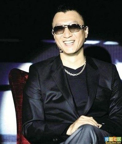 中国最帅男人前20 谢霆锋王力宏吴彦祖刘德华上榜图片