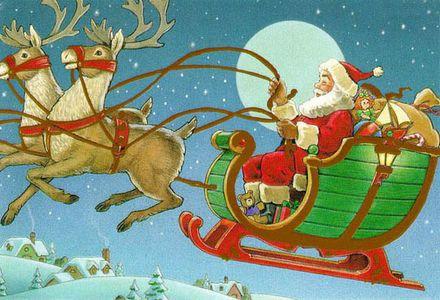 圣诞老人为北欧神话奥丁神 其传说数千年前出现