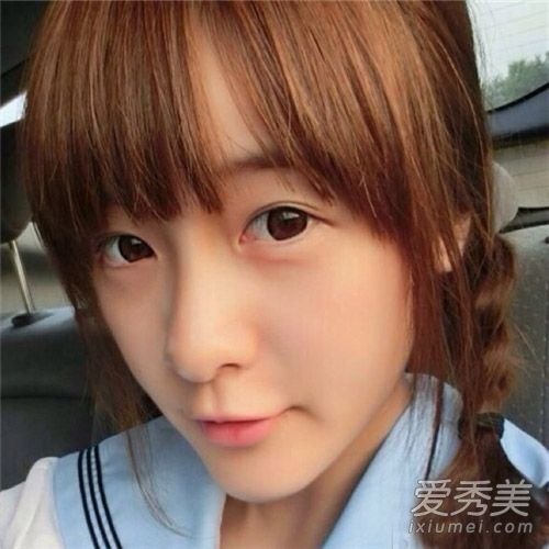 韩国小童星可爱发型 引领秋季童