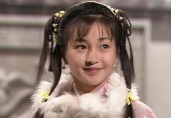 李绮红最漂亮的郭襄, 1995年古天乐李若彤版神雕图片