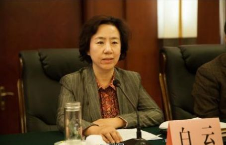 山西省委常委、统战部部长白云被调查