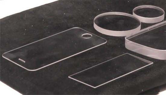 传富士康将为苹果生产iPhone蓝宝石屏幕
