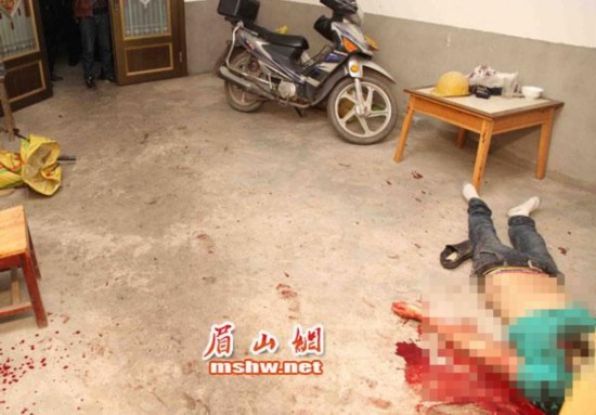 60岁母亲不堪暴打杀死亲儿 村民求情得以轻判