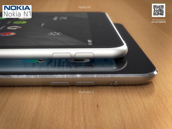 诺基亚N1跑分曝光 性能超iPad mini 3