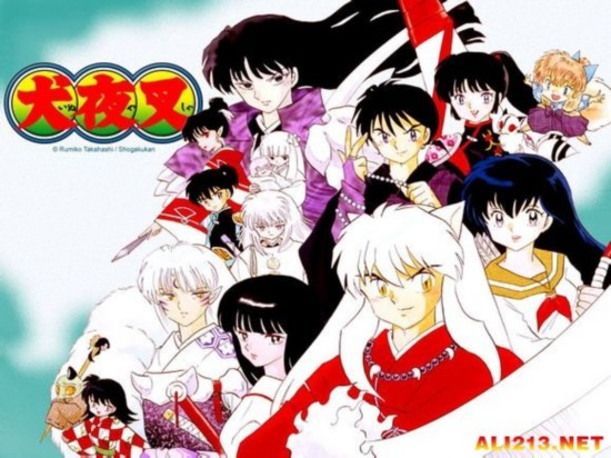 动漫 漫画 日本 高桥留美子/《犬夜叉》是日本著名漫画家高桥留美子于1996年开始在《周刊...