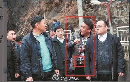 """湖南被曝系""""LV皮带""""的官员被移送司法机关侦查"""