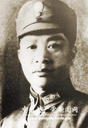 叶挺(1896~1946):新四军军长