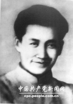 刘志丹(1903~1936):西北红军和革命根据地创建人,红十五军团副军团长兼参谋长,1936年4月14日在指挥作战时中弹牺牲