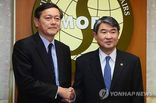 韩日副外长将举行会晤是否讨论慰安妇问题引关注