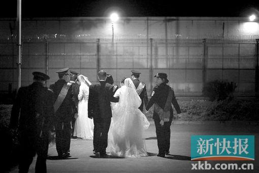 奔四 大叔 因伤人入狱 20岁女友等5年与之结婚