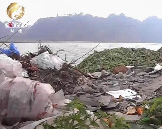中国每年10亿吨垃圾围城 全世界数一数二