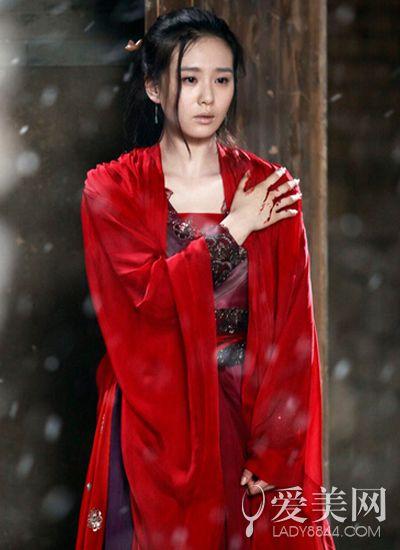 刘诗诗刘亦菲李易峰 2014娱圈面瘫王的代表作