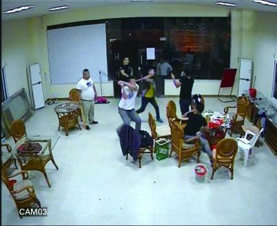 三亚一工地深夜遭打砸 4名值守人员受伤(图)