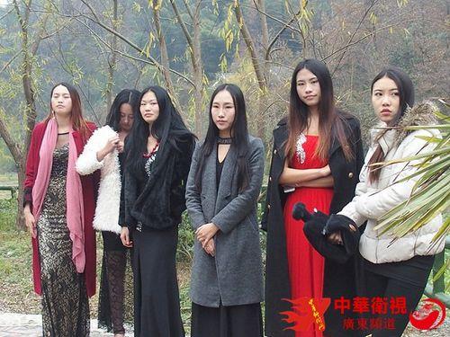 中华56个民族模特艺术大赛隆重启航
