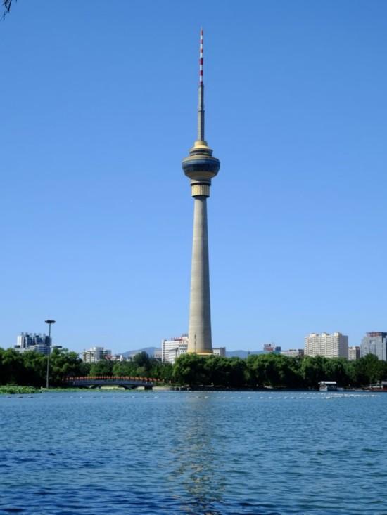 北京频道 旅游    中央电视塔的露天了望平台是世界