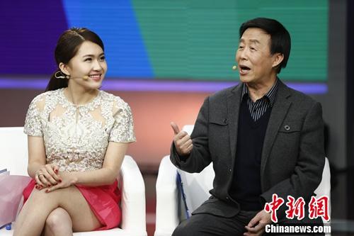 田连元很少看春晚:爱看纪实节目,跟年龄有关(图)