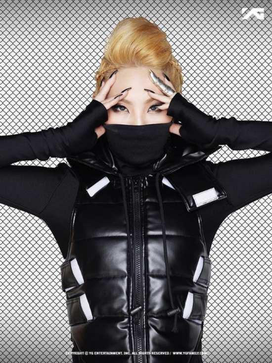 2NE1成员CL明年将在美国出道 美媒表示期待